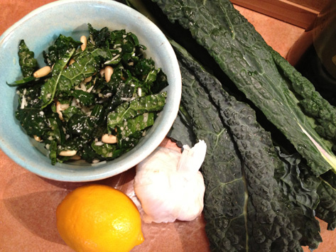 The Ceres Project Tuscan Kale Salad